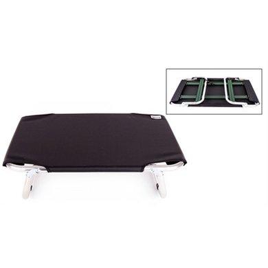 Stretcher Zwart 115x75cm