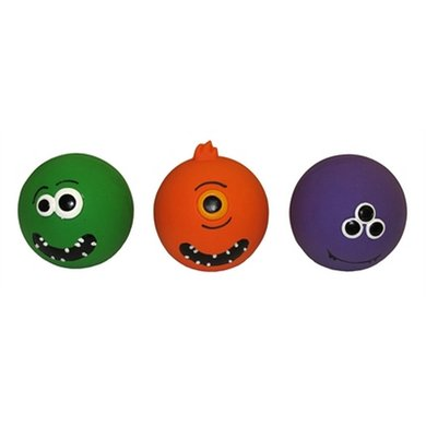 Armitage Halloween Monster Face Bal Assorti 6x6x6cm