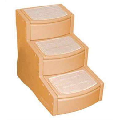 Rosewood Opstapje 3 Step Beige 63.5x40.5x58.5cm Tot 68kg