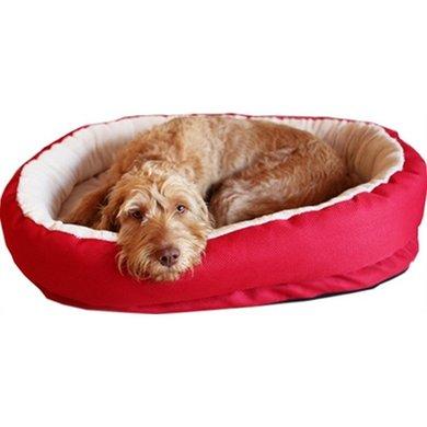 Rosewood Hondenmand Ovaal Orthopedisch Rood 66cm