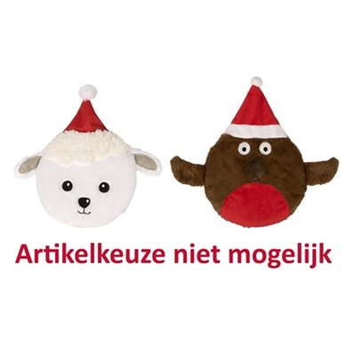 Good Boy Festive Disco Squeaks Speelschijf 26x26x3cm