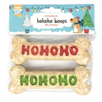 Good Boy Hohoho Bones Munchy 2 St