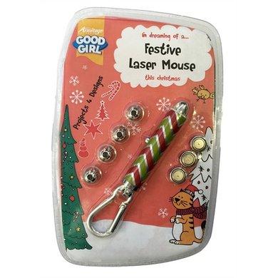Good Girl Festive Laser Pen