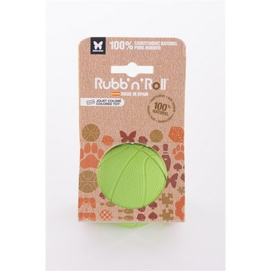 Rubbnroll Bal Groen 7cm