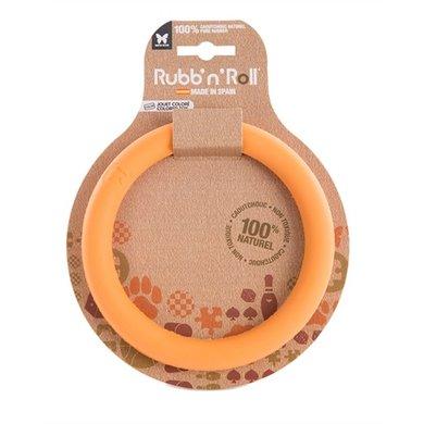 Rubbnroll Ring Oranje 14.5cm