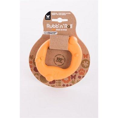 Rubbnroll Drijvende Ring Oranje 10x6cm