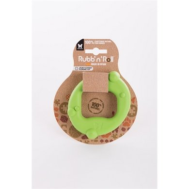 Rubbnroll Drijvende Ring Groen 10x6cm
