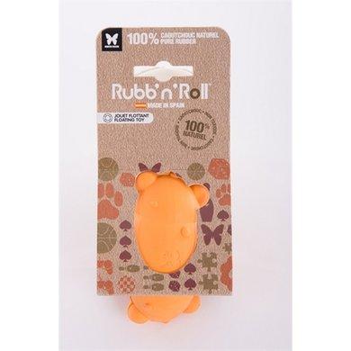 Rubbnroll Drijvende Cluster Oranje 10cm