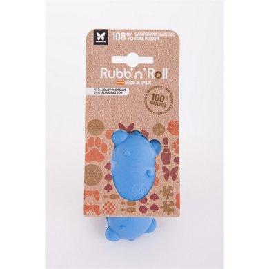 Rubbnroll Drijvende Cluster Blauw 10cm