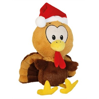 Happy Pet Pluche Tommy Turkey 25x12x30cm