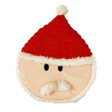 Happy Pet Whoopee Piep Schijf Kerstman 19x19x2.5cm