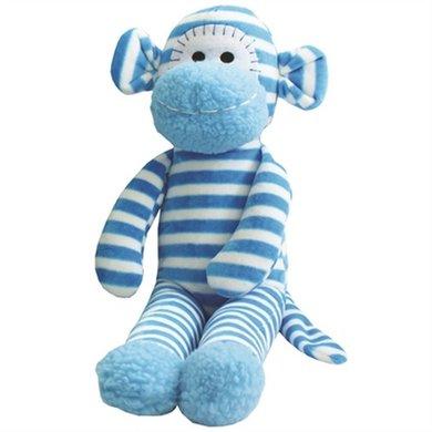 Happy Pet Onesie Aap Blauw Gestreept 49x19x13cm