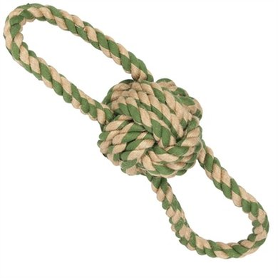 Happy Pet Nuts 4 Knots Naturals Bal Dubbel Tugger 37x11x11cm