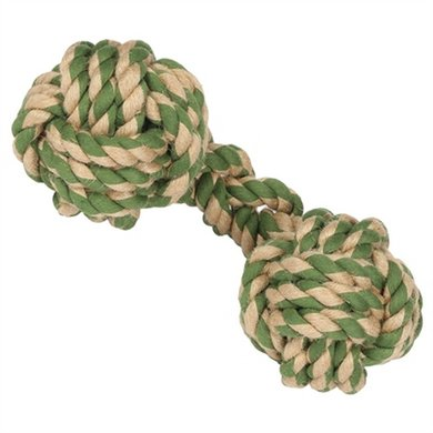 Happy Pet Nuts For Knots Naturals Dumbell Tugger 31x10x10cm