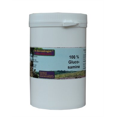 Dierendrogist Glucosamine 100% Puur 250 Gr