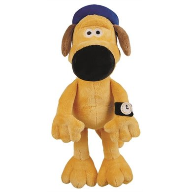 Shaun The Sheep Bitzer Pluche Speelgoed Met Geluid 26cm