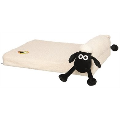 Shaun The Sheep Hondenkussen Sofa Creme 60x40cm