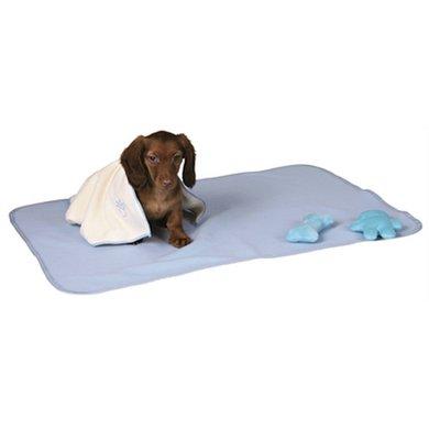 Trixie Puppyset Blauw Met Deken/speelgoed/handdoek 76x50cm
