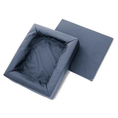 Bia Bed Matras Outdoor Ligbed Blauw 73x50x5cm