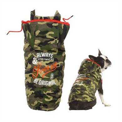 Bobby Hondenjas Superdog Bulldog 37x52-62cm