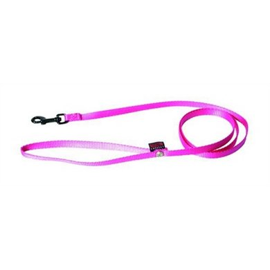 Martin Sellier Looplijn Nylon Roze 10mm 120cm