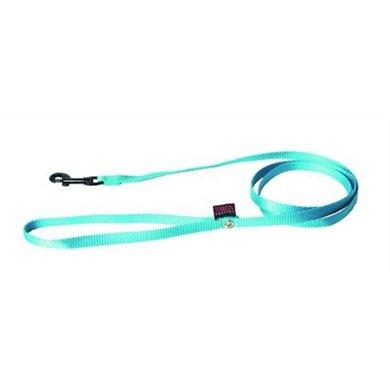 Martin Sellier Looplijn Nylon Turquoise 10mm 120cm