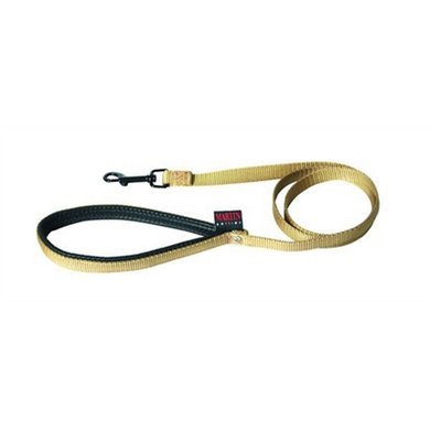 Martin Sellier Looplijn Nylon Beige 25mm 120cm