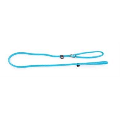 Retrieverlijn Nylon Rond Turquoise 20mm 180cm