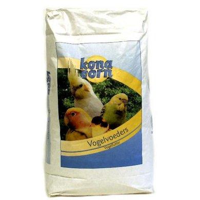 Konacorn Papegaaienvoer Pepers/pinda 12,5kg