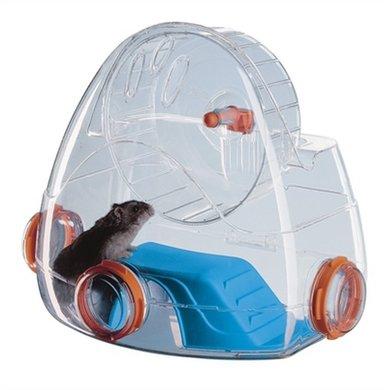 Ferplast Hamster Speelhuis Gym 32.3x23x26.3cm