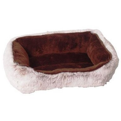 Divan Sofa Knaagdier Soft Bruin 30x20cm