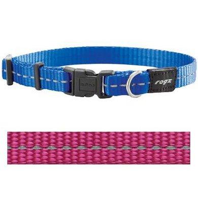 Rogz Nitelife Halsband Pink 11mm - 3/8
