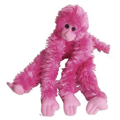 Slingeraap Groot Met Geluid Soft Roze