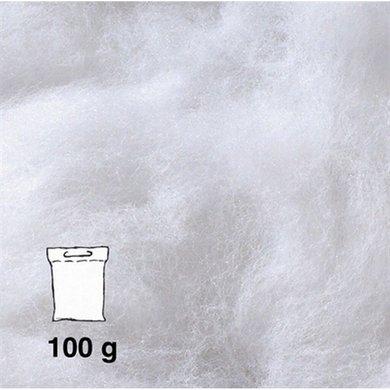 Ebi Filterwatten Wit 100 Gr