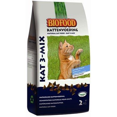 Biofood Kattenvoeding Kat 3-mix2kg