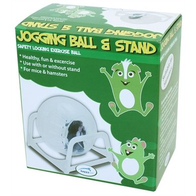 Happy Pet Jogging Ball Hamstermolen 18.5x18.5x18cm