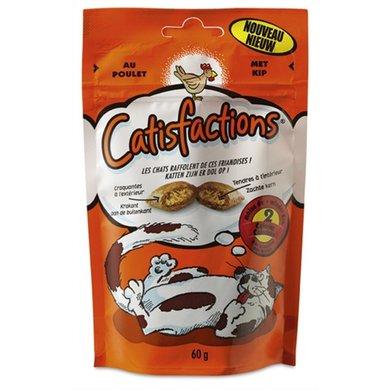 Catisfactions Kip 60gr 6st