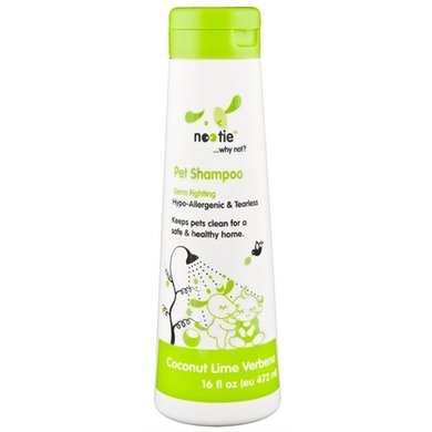 Nooties Shampoo Coconut/lime 472ml