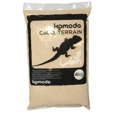 Komodo Caco Zand Wit 4 Kg