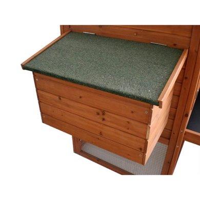 Slaapbox/eibox Voor Kippen/Konijnen 38x63x41cm