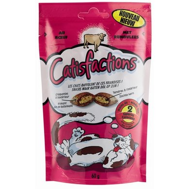 Catisfactions Rund 60gr 6st