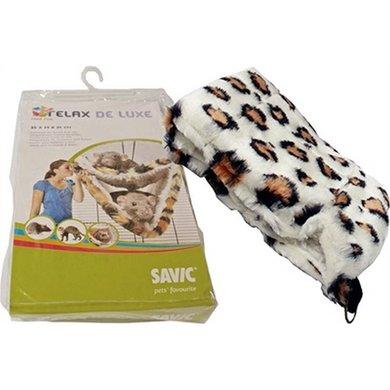 Savic Tube Fake Fur Relax De Luxe Rat/fret 35x21x21cm