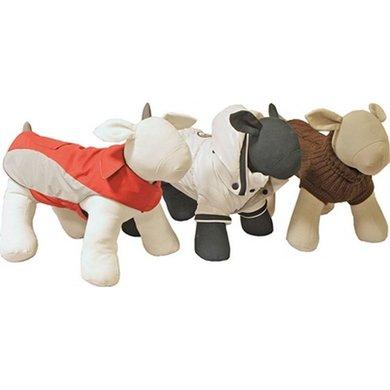 Pashond Voor Hondenjas Zwart 28cm