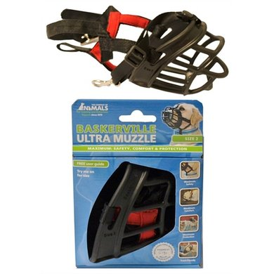 Baskerville Ultra Muzzle Muilkorf Nr 2
