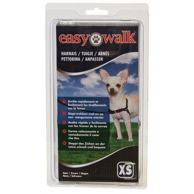 Premier Easy Walk Anti-trek Tuig Zwart