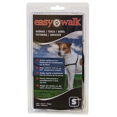 Premier Easy Walk Anti-trek Tuig Zwart S