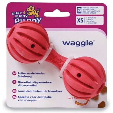 Premier Busy Buddy Puppy Waggle XS