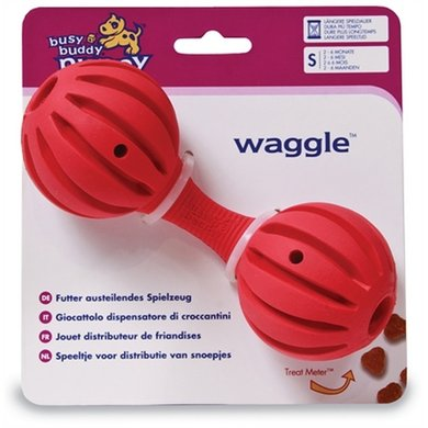 Premier Busy Buddy Puppy Waggle Small