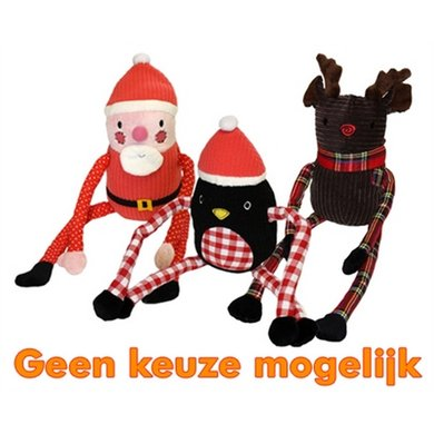 Happy Pet Pull My Leg Hondenspeelgoed 44x36x39.5cm