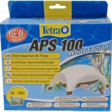 Tetra Luchtpomp Aps 100 Wit 100l/uur
